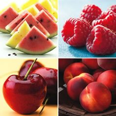 Summer Fruit Guide     This handy guide offers information on picking the best summer fruits and the nutritional benefits of each.