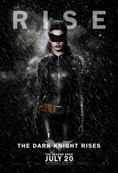 New Dark Knight Rises Character Posters | #movies | With Bale, Hathaway, Freeman, Caine, Tom Hardy, Joseph Gordon-Levitt, Gary Oldman, Marion Cotillard and Juno Temple among the cast, The Dark Knight Rises will be here on July 20.