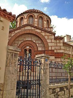 Agia Paraskevi Ch., Psiri, Athens