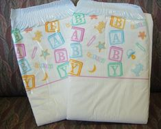 adult-diaper for adult-baby abdl Bambino - Bambino Classico 2 Bags of 8 -  $32.76
