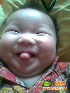 This little cutie makes me smile!!