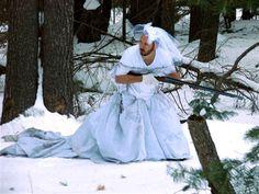 101 ways to utilize your ex-wives wedding dress