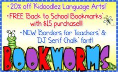Bookworms unite!! DJ Inkers is having a sale that's all about YOU!  Deals available through 8/6/14
