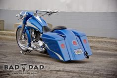 Bad Dad   Custom Bagger Parts for Your Bagger   King Midas Bars