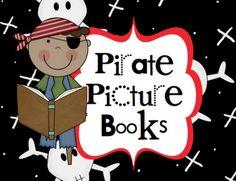 pirate picture books