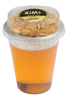 Peanuts Top Cup - BRILLIANT! Cool packages