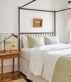 beauti bedroom, simpl bedroom, bedroom product