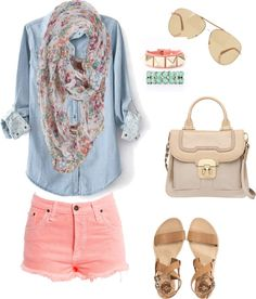 short, pastel, teen clothing summer, denim shirts, spring fever, summer outfits, winter outfits, shoe, spring outfits
