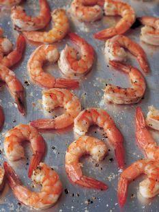 Barefoot Contessa - Recipes - Roasted Shrimp Cocktail