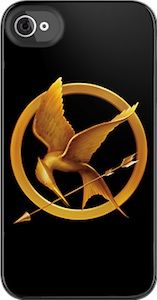 The Hunger Games Mockingjay iPhone and iPod touch case