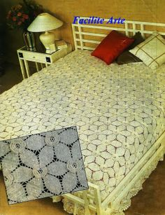 Crochet: Bedspread