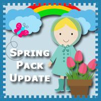 Free Spring Pack Update! Over 80 pages added to the Original Spring Pack. For ages 2 to 8.