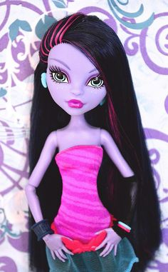Blueberry - Monster High