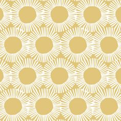 Geo Circles Print by Maeve Parker. #patterns
