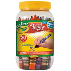 My First Crayola Jumbo Crayons