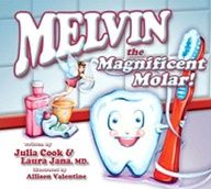 """Melvin the Magnificent Molar"" On TeachersNotebook.com. Meet Melvin, the lovable tooth. Through Melvin's view of the world, this book encourages children in a fun-loving, unique way to actually want to brush their teeth."