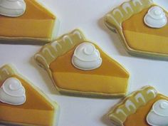 sugar cooki, decorated cookies, cookie cutters, pie cooki, holiday foods, pumpkin pies, dessert