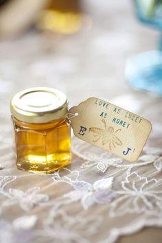 Love is Sweet as Honey