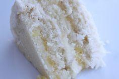 A Bountiful Kitchen: 2011 Utah State Fair Winner: Pina Colada Cake