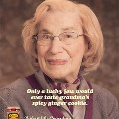 Bake it like Grandma.