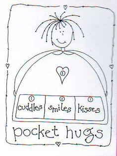 Hugs N Kisses Tempters - Pocket Hugs