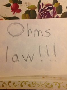 How to Use Ohms Law - love the idea of using Snapguide app to teach Ohms Law.