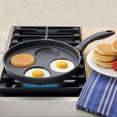 kitchens, innovative products, eggs, skillet, gadget, diamond, pancakes, breakfast sandwiches, cooking tips