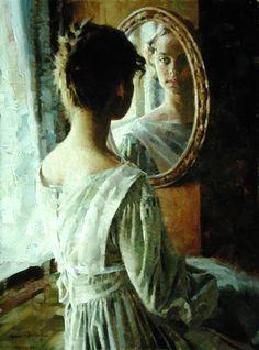 Morgan Weistling - Reflection