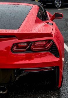 Chevrolet Corvette C7 Stingray #Corvette