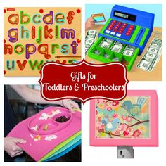 Gifts for Toddlers a