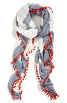 pom scarf {under $40}