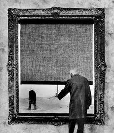 The End by Gilbert Garcin. S)