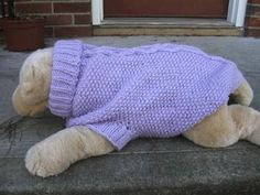 Large Aaron Dog sweater by frogbowler, $35.00