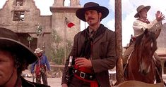 Michael Biehn  as Johnny Ringo