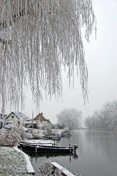 **Nederland in de winter