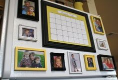 galleries, diamonds, organ, dollar store, picture frames, fridg pictur, magnet, fridg frame, framed pictures