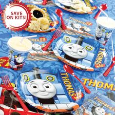 Thomas and Friends Ultimate Party Kit