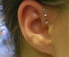 Helix, maybe next piercing...