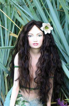 My porcelain doll mermaid