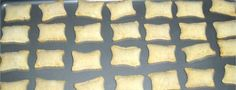 Dairy Free Easy Homemade Pizza Rolls