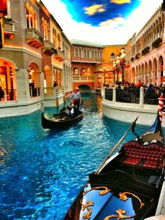 #Viagem. Las Vegas - Cassino Venice! - Just Maybe We Should Do This Next Trip...?!