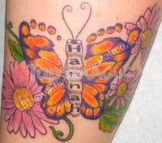 Tattoos On Pinterest Footprint Tattoo And