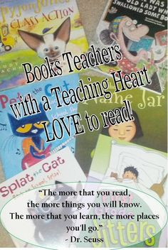 Great Books to Read the First Week of School