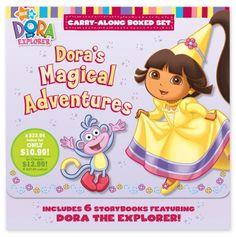 Dora's Magical Adventures - Dora the Explorer Blowout -