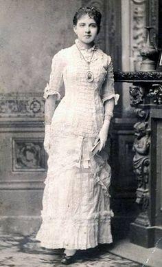 "Julia Laura Jackson Christian; daughter of Confederate General Thomas ""Stonewall"" Jackson"