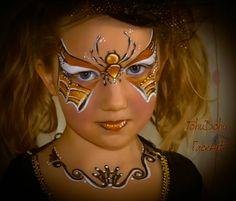 Maquillage enfant on pinterest 34 pins - Maquillage de sorciere pour halloween ...