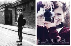 flaunt magazin, style, scissors, camera, timer teddi, magazines, teddi girl, ella purnel