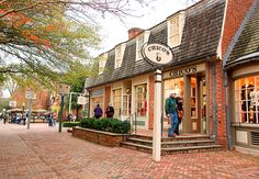 11 Things to Love About Williamsburg plus a video we made! williamsburg va, general interest, 11 thing, urban insid