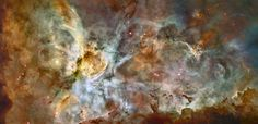 A Tour of the Carina Nebula