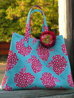 It's Not Your Usual Jane Bag - Free Sewing Tutorial